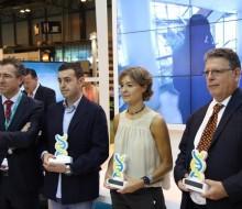 Ricard Camarena recibe el premio 'ADN Agro'