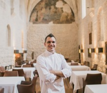 Nuevo Jefe de Cocina de Abadía Retuerta LeDomaine