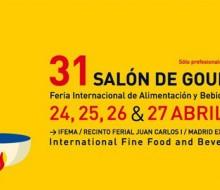 Salón de Gourmets se celebrará del 24 al 27 de abril