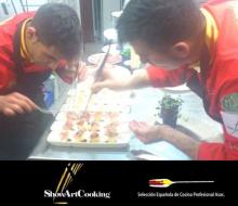 La Roja protagoniza el 4 de octubre el I Show Art Cooking