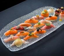 El mejor chef de sushi