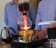 Los Roca hacen café... al vacío