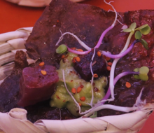 Receta de la tapa ganadora del Concurso de Guanajuato