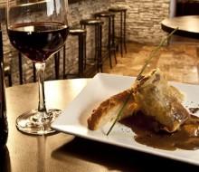 Una ruta de tapas y vinos, aperitivo de Bacchus