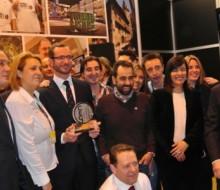 Las 5 candidatas a Capital Española de la Gastronomía 2015
