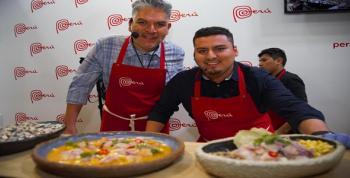 Más de 5.000 personas en las clases de gastronomía peruana en FIBEGA 2017