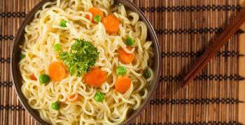 Concurso de recetas asiáticas NoodleMaster