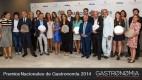 Premios Nacionales de Gastronomía 2014