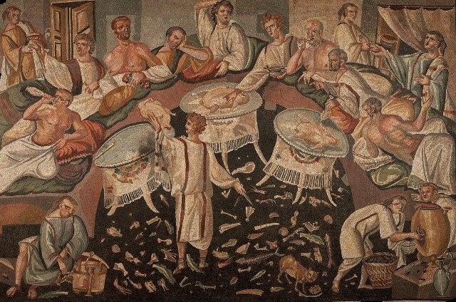La Gastronomía En La Antigua Roma Gastronomiacom España